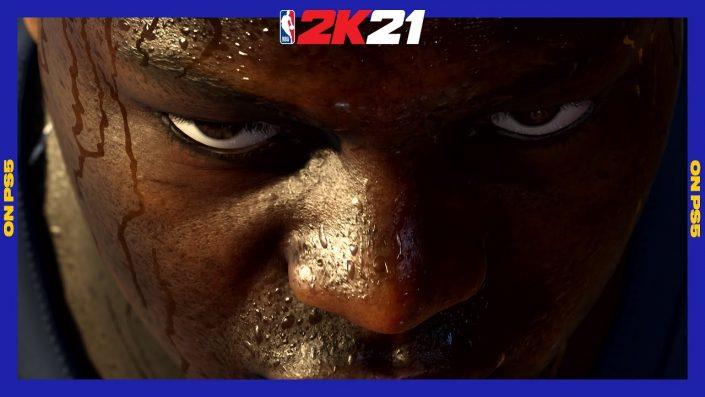 NBA 2K21: Als Launch-Titel für PS5 & Xbox Series X/S bestätigt