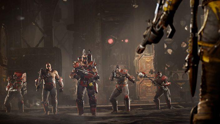 Necromunda Underhive Wars: Mit Launch-Trailer für PS4 veröffentlicht