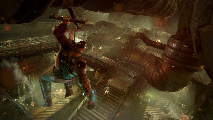 Necromunda Underhive Wars: Video zum Strategie-Rollenspiel stellt das Gameplay vor