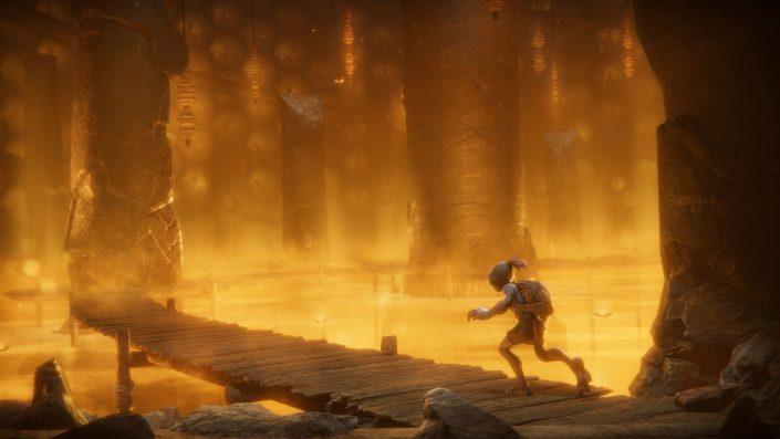 Oddworld Soulstorm: Physische Editionen mit Sammlerinhalten angekündigt