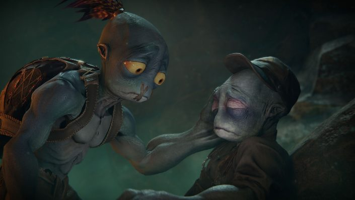 Oddworld Soulstorm: 17 Minuten Gameplay geben euch einen ausführlichen Einblick