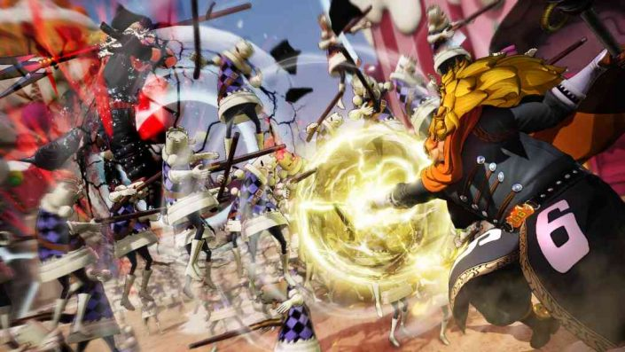 One Piece Pirate Warriors 4: Whole Cake Island Pack mit neuen Charakteren veröffentlicht