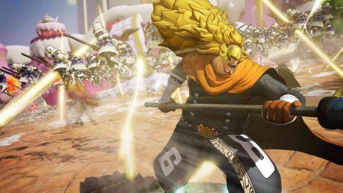 One Piece Pirate Warriors 4: Der fünfte DLC-Charakter wurde enthüllt