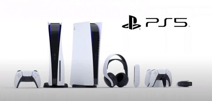PS5: Konsole, HD Camera, Pulse 3D-Headset, Charging Station und Fernbedienung – Offizielle Produktbilder
