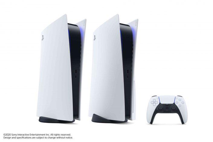 PS5: Händler bringen Preise für beide PlayStation 5-Modelle ins Gespräch