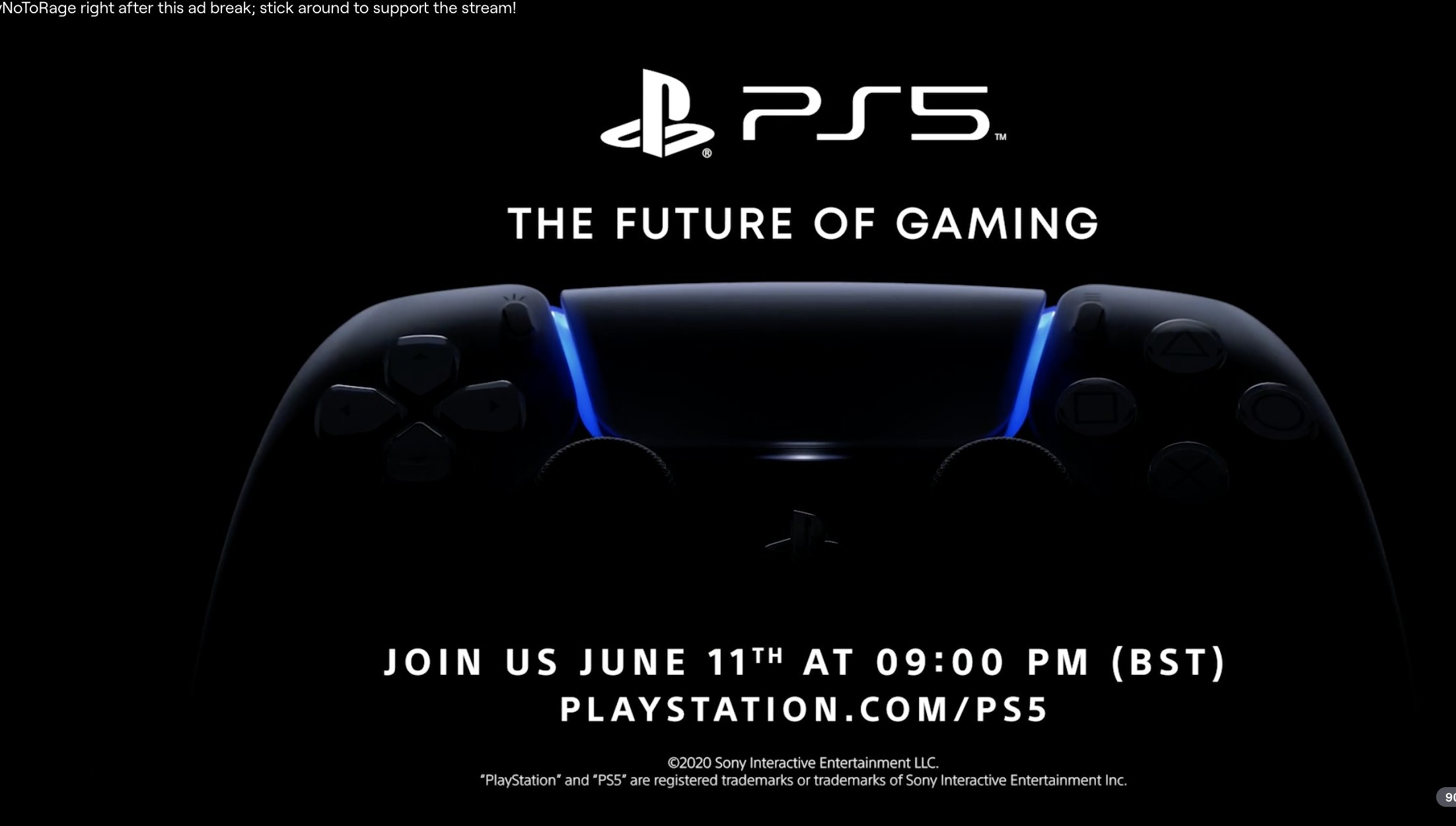 PS5 Online Event Termin
