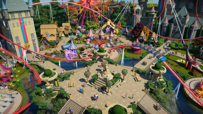 Planet Coaster: 2 neue Download-Erweiterungen für die Konsolen-Edition