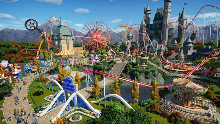 "Planet Coaster: DLC-Paket ""Spooky & Adventure"" ist jetzt verfügbar"