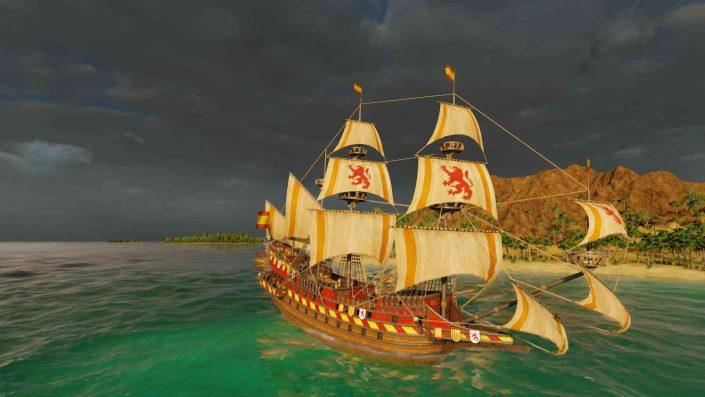 Port Royale 4: Handelssimulation für PS5 und Xbox Series X/S veröffentlicht