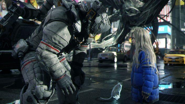 Pragmata: Neuer PS5-Titel von Capcom mit Trailer angekündigt
