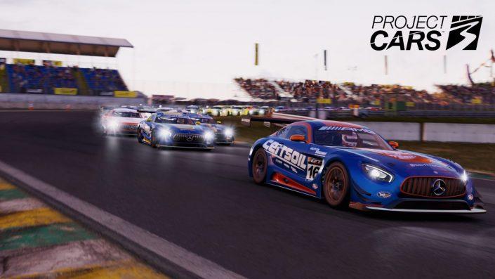 Project CARS 3: Nächstes Content-Update steht bereit