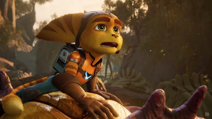 Ratchet & Clank: PS5-Update zum Download bereit