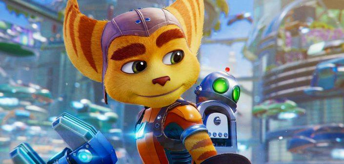 Ratchet & Clank Rift Apart: Weiblicher Lombax wird ein spielbarer Charakter sein