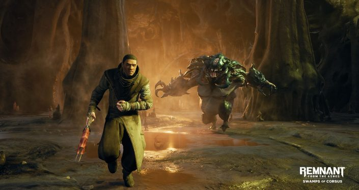 Remnant From the Ashes: Swamps of Corsus – Neuer DLC mit Rougue-like Survival-Mode veröffentlicht