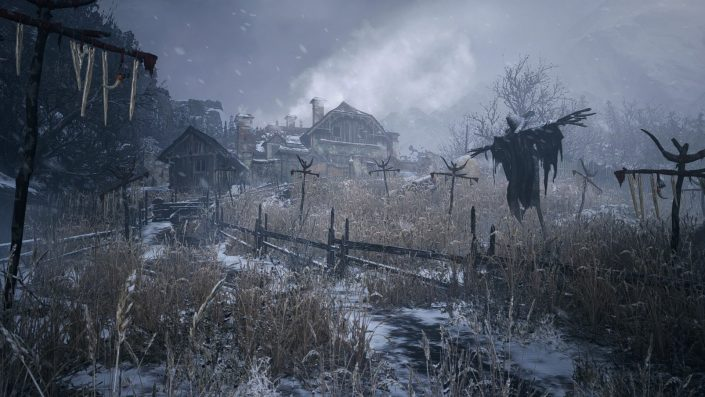 Resident Evil Village: Wurde bewusst nicht Resident Evil 8 genannt – Details zum Fertigungsstand