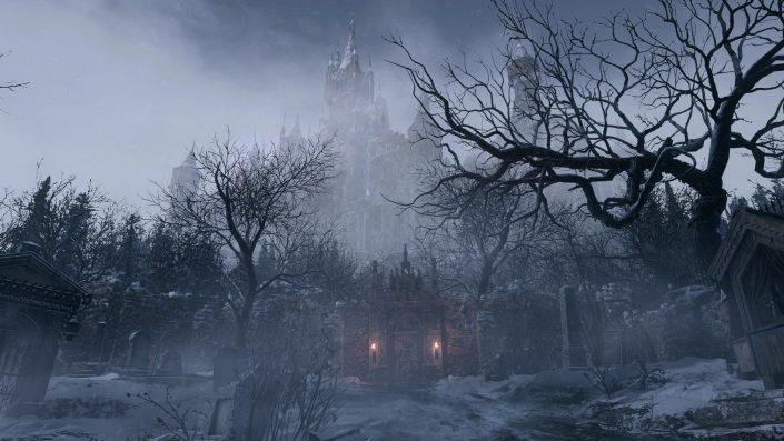 Resident Evil Village: Erscheint wohl tatsächlich als Cross-Gen-Titel – Gameplay-Teaser