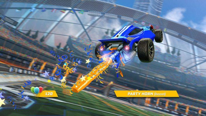 Rocket League: PS5-Version mit Crossplay und weiteren Features in Arbeit?
