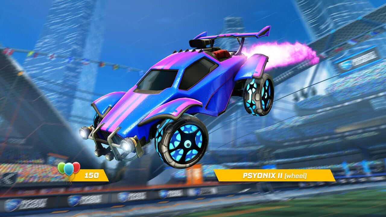 Rocket League (8)