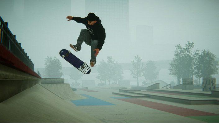 Skater XL: Neue Gratis-Location steht zum Download bereit