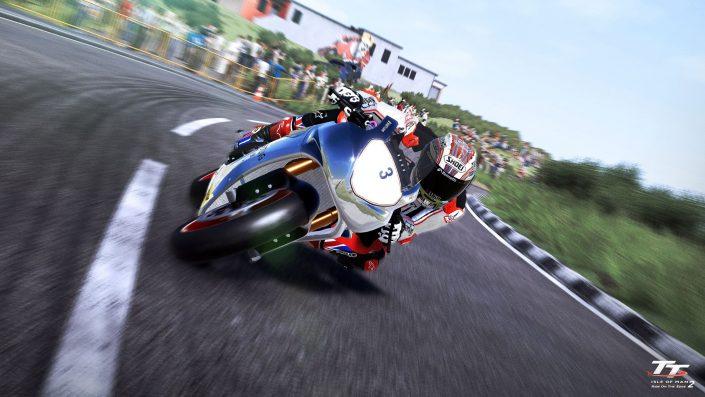 TT Isle of Man 2: Online-Event mit realen Rennfahrern und Gamern angekündigt