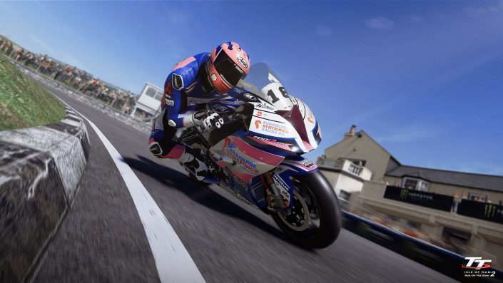 TT Isle of Man Ride on the Edge 2: Mit 1440p/60 FPS für PS5 optimiert