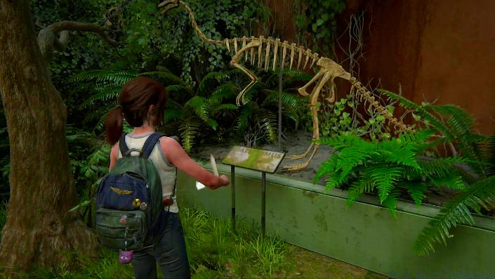The Last of Us Part II – Ellie im Museum