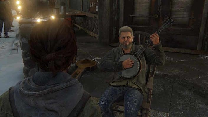 The Last of Us Part II – Gustavo Santaolalla