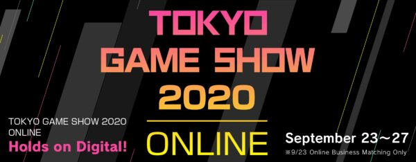 Tokyo Game Show 2020 Online: Event mit Termin und ersten Details angekündigt