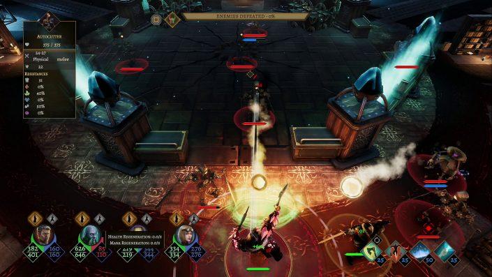 Tower of Time: Das Action-RPG kommt noch im Juni auf die Konsolen