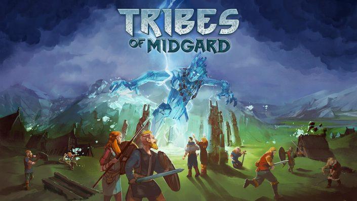 Tribes of Midgard: Der PS5-Titel zeigt sich im neuen Gameplay-Trailer