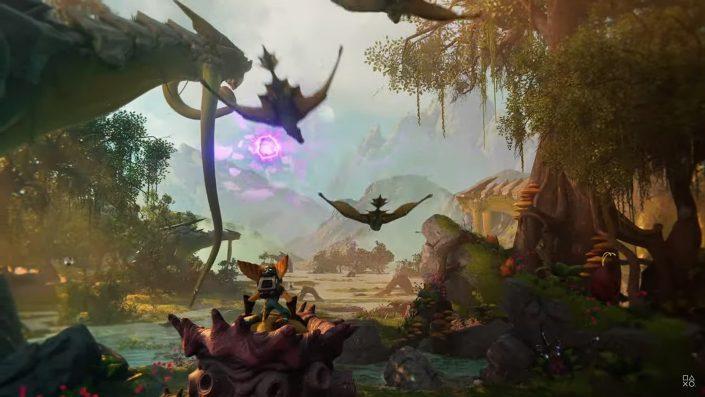 Ratchet & Clank Rift Apart: Veröffentlichungsparty mit mehreren Trailern – Update 2