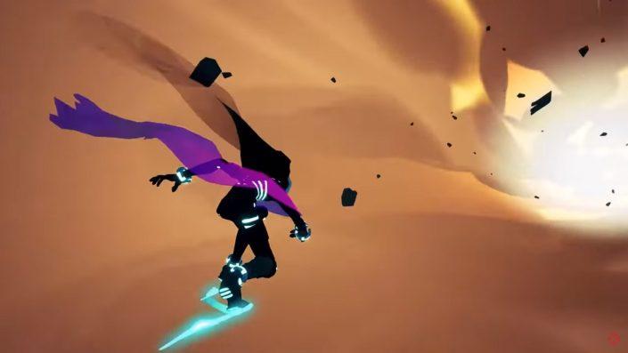 Solar Ash: Frische Spielszenen aus dem stilvollen Action-Titel