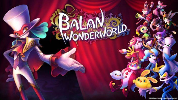 Balan Wonderworld: Das stimmige Intro zum neuen Plattformer der Sonic-Macher