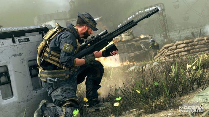 Modern Warfare & Warzone: Neues Playlist-Update – Vorschau auf die Änderungen und Neuerungen