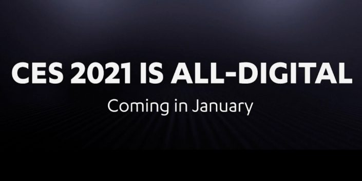 CES 2021: Findet COVID-19-bedingt in Form eines rein digitalen Events statt