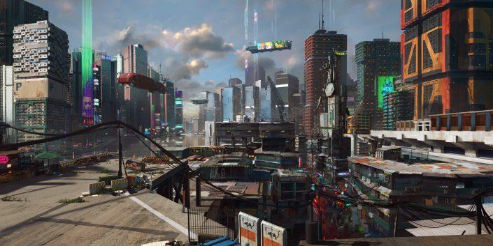 Cyberpunk 2077: Die Hauptmission muss nicht beendet werden