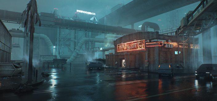 Cyberpunk 2077: Vergleichsvideo zeigt grafische Verbesserungen – neue Screenshots