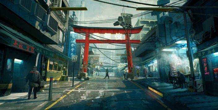 Cyberpunk 2077: Man wird keine zwei Waffen gleichzeitig nutzen können