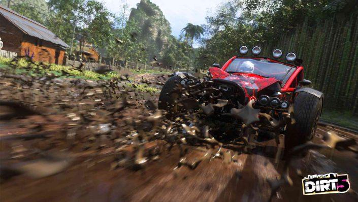 DiRT 5: PS5-Gameplay und Erklärungen zum DualSense-Support