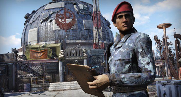 """Fallout 76: Dritter Teil der """"Stählerne Bruderschaft""""-Questreihe erscheint im nächsten Jahr"""