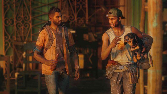 Far Cry 6: Vertikalität soll für spielerisch frischen Wind sorgen
