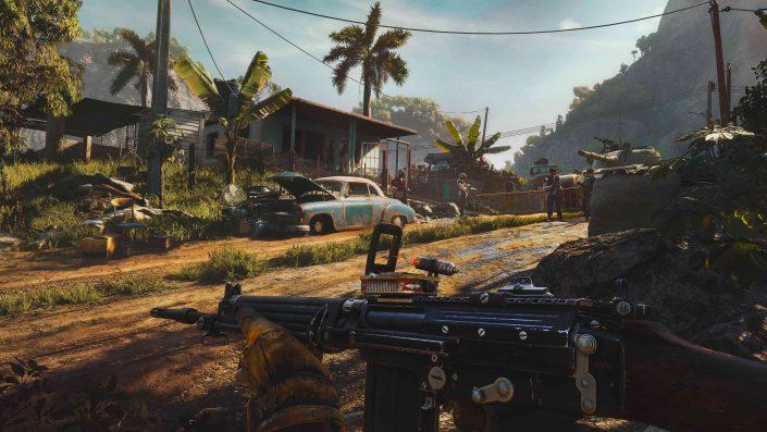 Far Cry 6: Der Koop-Modus im achtminütigen Gameplay-Video