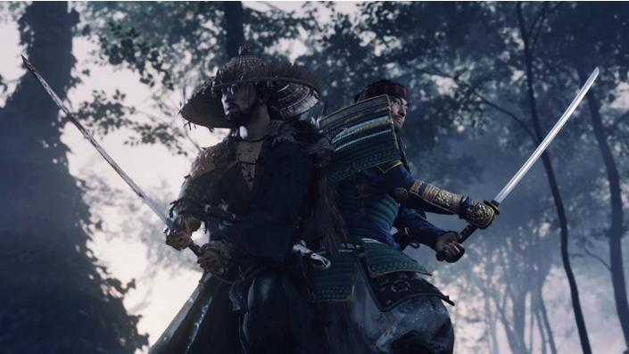 Ghost of Tsushima -Jin und Ryozu
