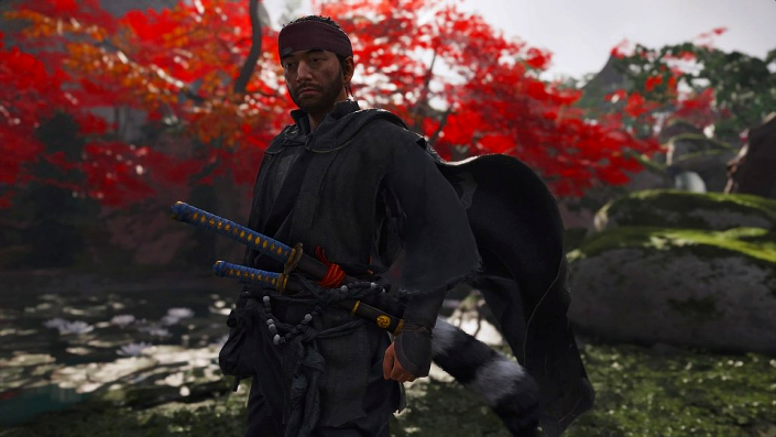 Ghost of Tsushima – Second Son-EE