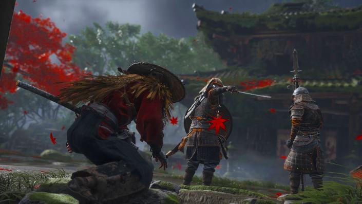 Ghost of Tsushima: Update 1.1 mit New Game Plus, Online-Coop und mehr verfügbar