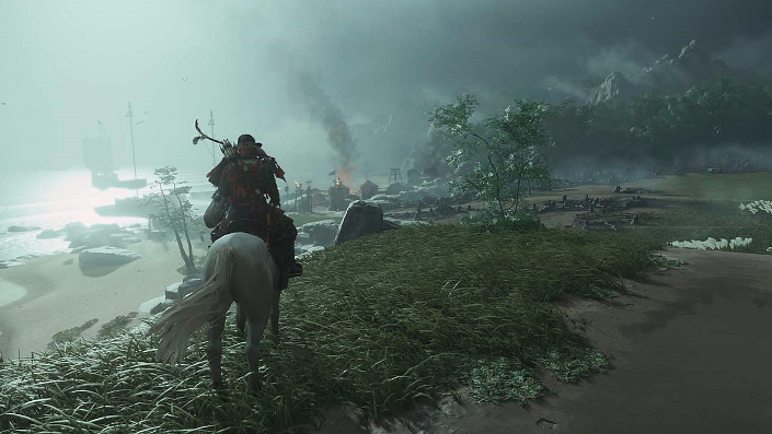 Ghost of Tsushima – Titelbild 2