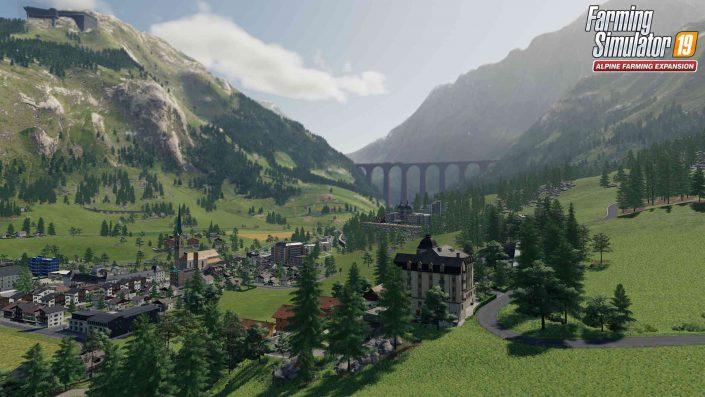 Landwirtschafts-Simulator 19: Alpine Landwirtschaft als neues Addon angekündigt – Trailer, Termin und Details