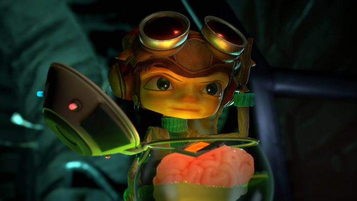 Psychonauts 2: Kommentiertes Gameplay-Video mit Jack Black