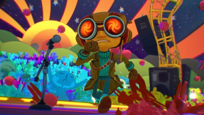 Psychonauts 2: Verschiebt sich auf das nächste Jahr – Neuer Gameplay-Trailer mit Theme-Song von Jack Black