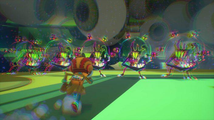 Psychonauts 2: Double Fine hat das Spiel vergoldet